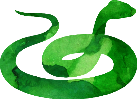 533x385 Collection Of Free Vector Snake Slytherin. Download On Ubisafe