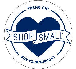 Small Business Saturday Logo Vector
