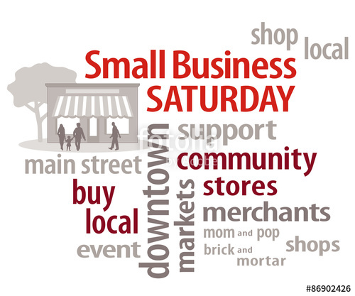 500x417 Small Business Saturday, Shop Local Community Stores, Buy