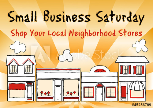 500x353 Small Business Saturday, Shopping