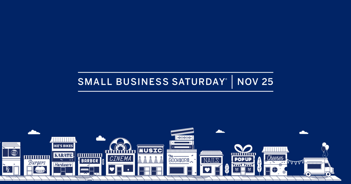 1200x630 Small Business Saturday Shop American Express