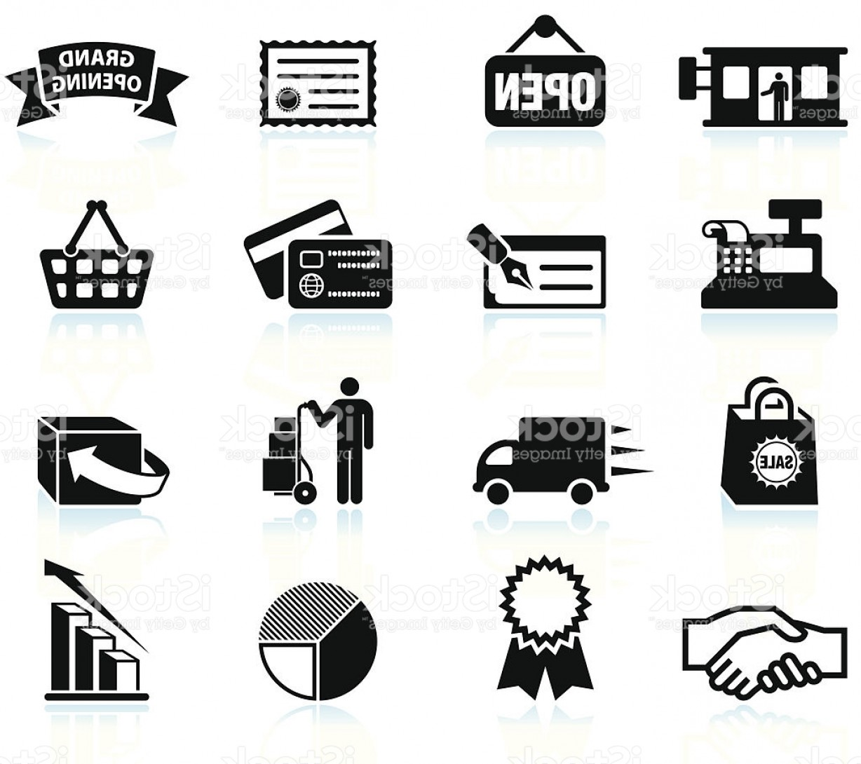 1228x1090 Small Business Black White Royalty Free Vector Icon Set Gm Lazttweet