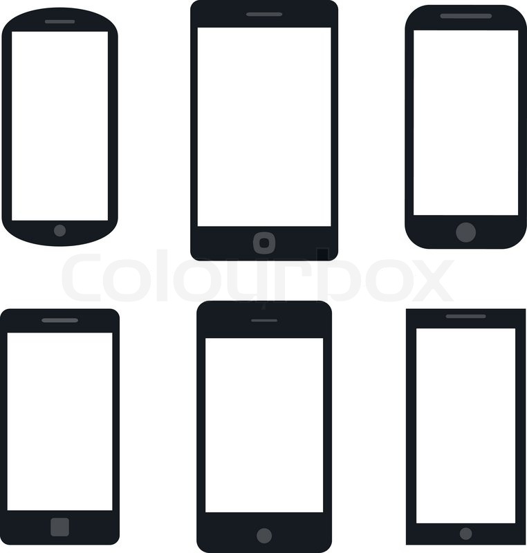762x800 Free Smartphone Icon Vector 338427 Download Smartphone Icon