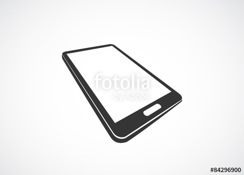 500x359 Smartphone 3d Icon Stock Image And Royalty Free Vector Files On