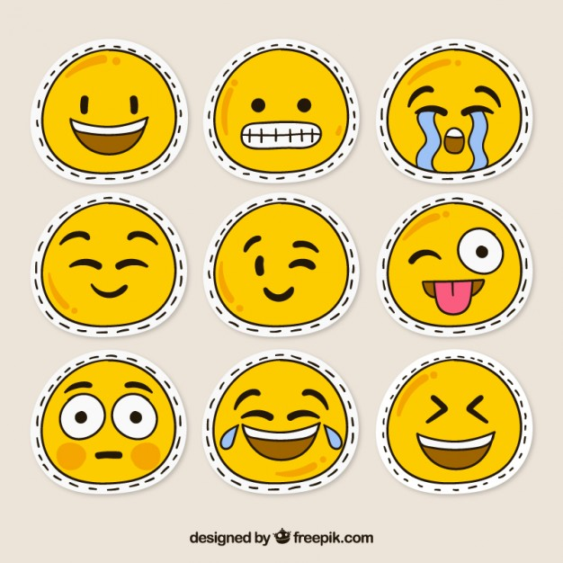 Smiley Face Emoji Vector at GetDrawings com   Free for personal use