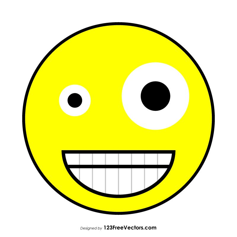Smiley Face Emoji Vector at GetDrawings com | Free for