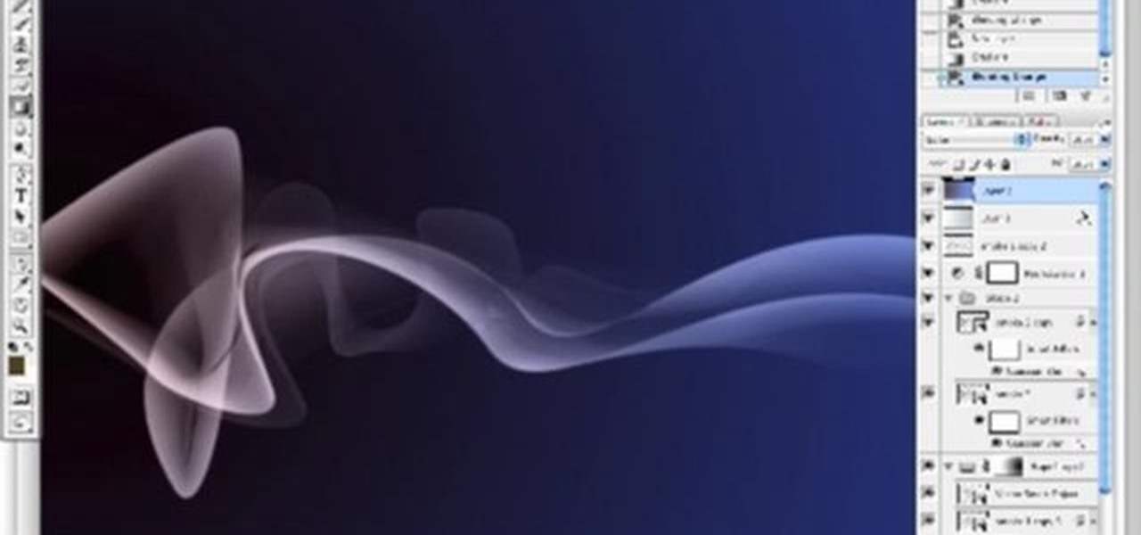 1280x600 How To Create Digital Smoke In Photoshop Amp Illustrator Photoshop