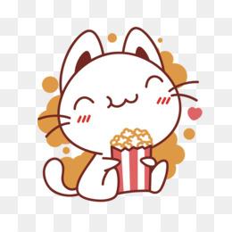 260x260 Coca Cola Popcorn Eating Snack