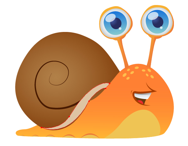600x466 Quick Tip How To Create A Cute Snail Using Adobe Illustrator