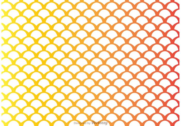 Snake Pattern Vector