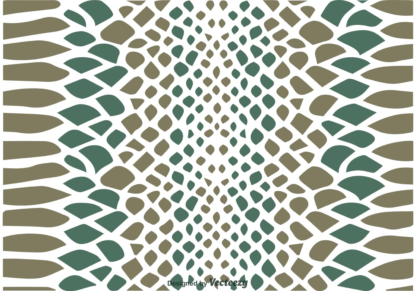 1400x980 Snake Skin Pattern Free Vector Art