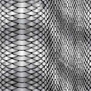 300x300 Snake Skin Seamless Vector Pattern Reptile Sohadacouri