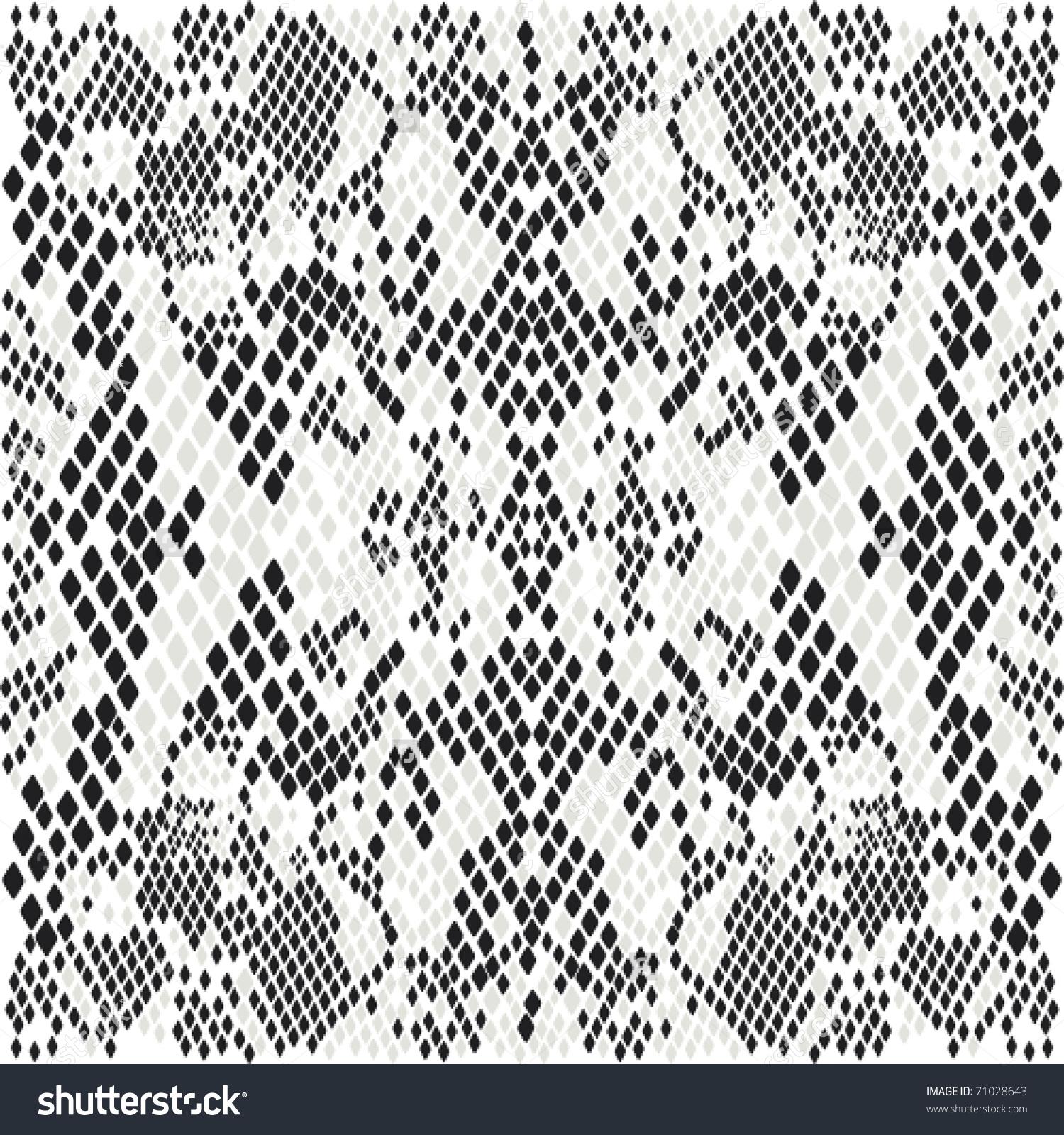 1500x1600 Snake Skin Pattern Vector