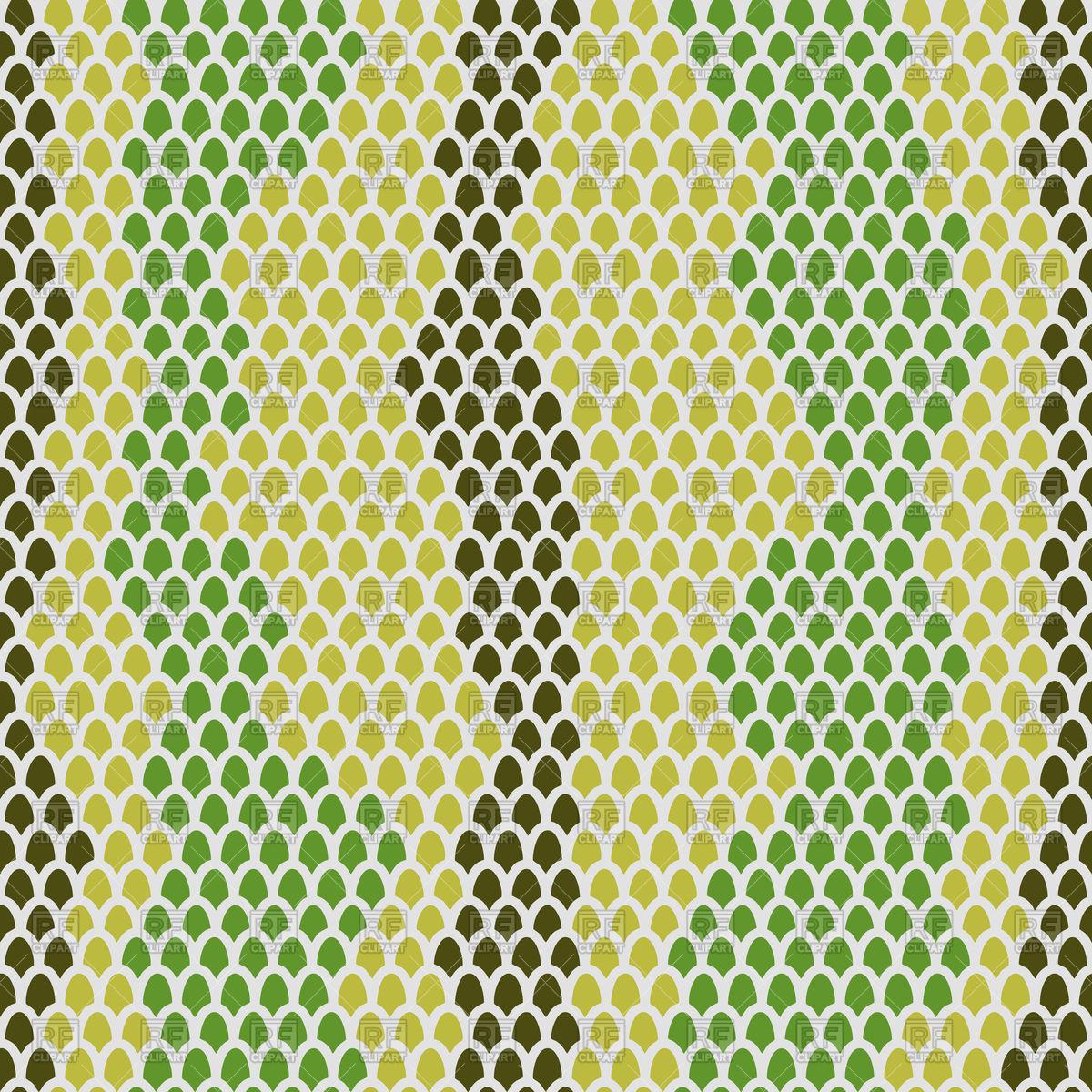 1200x1200 Snake Skin Seamless Pattern Vector Image Vector Artwork Of