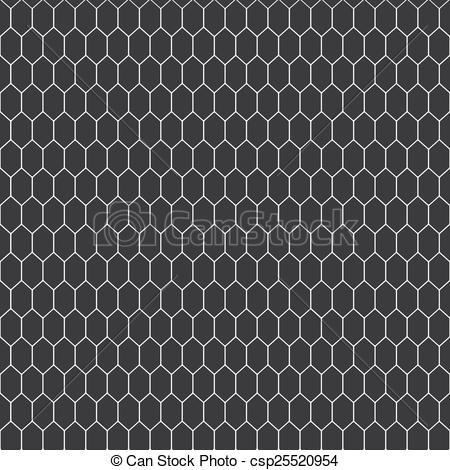 450x470 Snake Skin Texture. Seamless Pattern Black On White Background