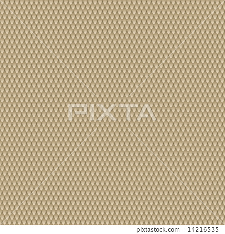 450x468 Seamless Python Snake Skin Pattern. Vector Illustration.