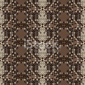 300x300 Snake Skin Reptile Seamless Pattern, Vector Stock Vectors