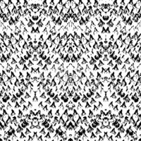 200x200 Vector Snake Skin Pattern Made With Brushstrokes Stock Vectors