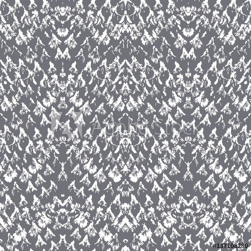 500x500 Vector Snake Skin Pattern Made With Brushstrokes