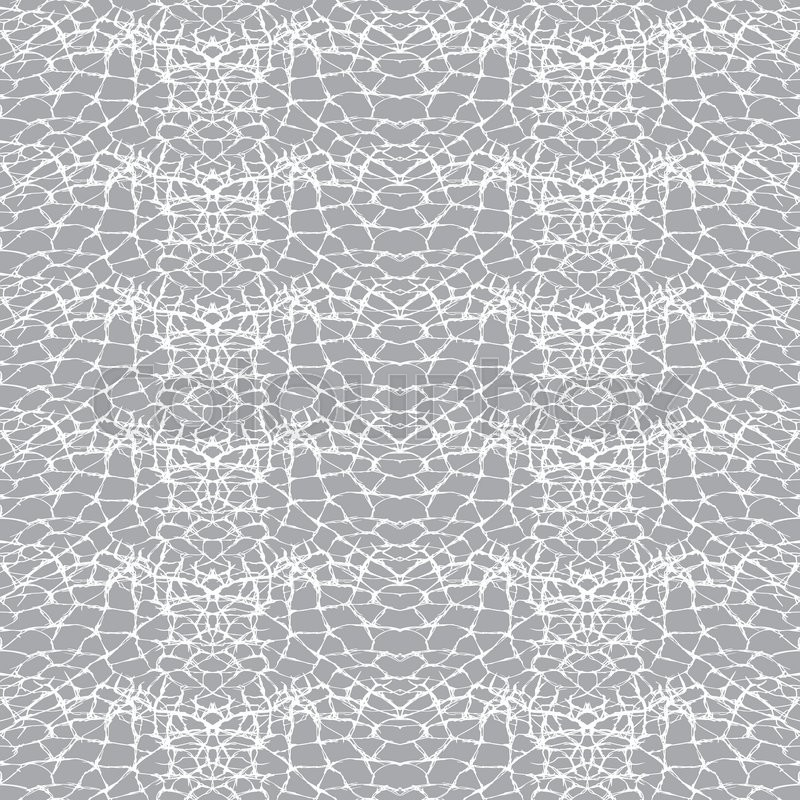 800x800 Vector Seamless Pattern, Abstract Geometric Background, Cracked