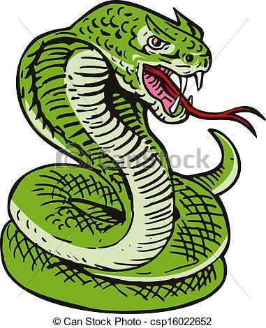 381x470 Viper Clipart Snake Tongue