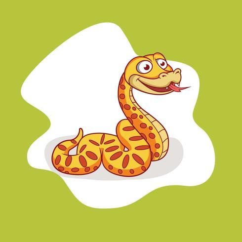 490x490 Free Vector Anaconda Snake