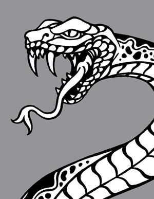 300x387 Cobra Tattoo And Snake Vectors Vector Genius