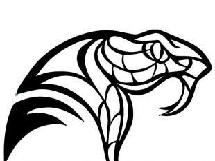 310x233 Snake Head Free Vector Free Vectors Ui Download