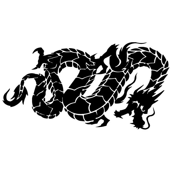 660x660 Free Dragon Snake Vector Image.eps Psd Files, Vectors Amp Graphics