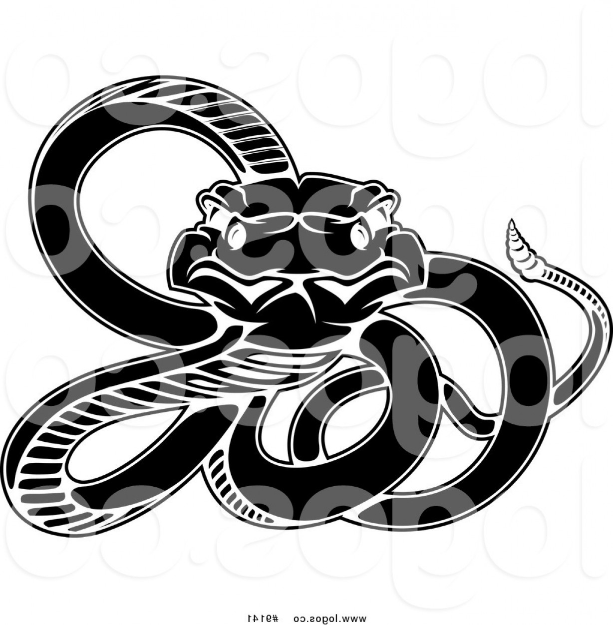 1228x1252 Royalty Free Clip Art Vector Logo Of A Black And White Defensive