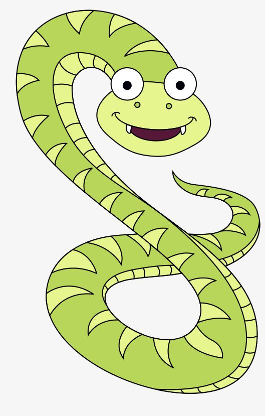 529x829 Vector Cute Snake, Vector, Lovely, Snake Png And Vector