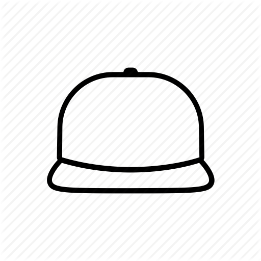 512x512 19 Cap Vector Snapback Hat Huge Freebie! Download For Powerpoint