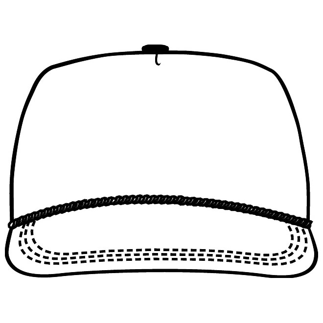 660x660 Cap Outline Free Vector