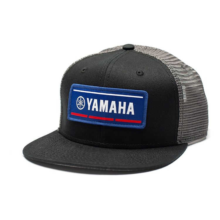 750x750 Factory Effex Yamaha Vector Snapback Hat