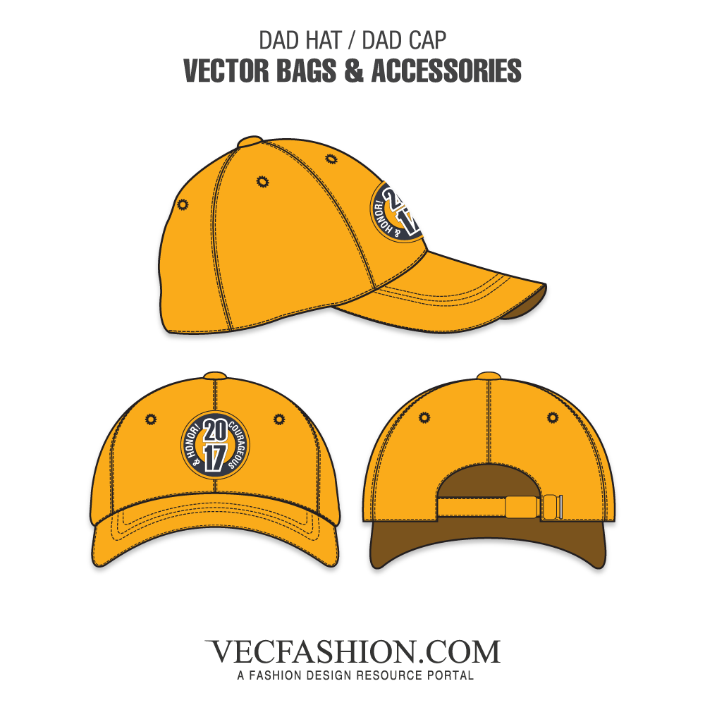 1000x1000 19 Snapback Vector Trucker Hat Template Huge Freebie! Download For