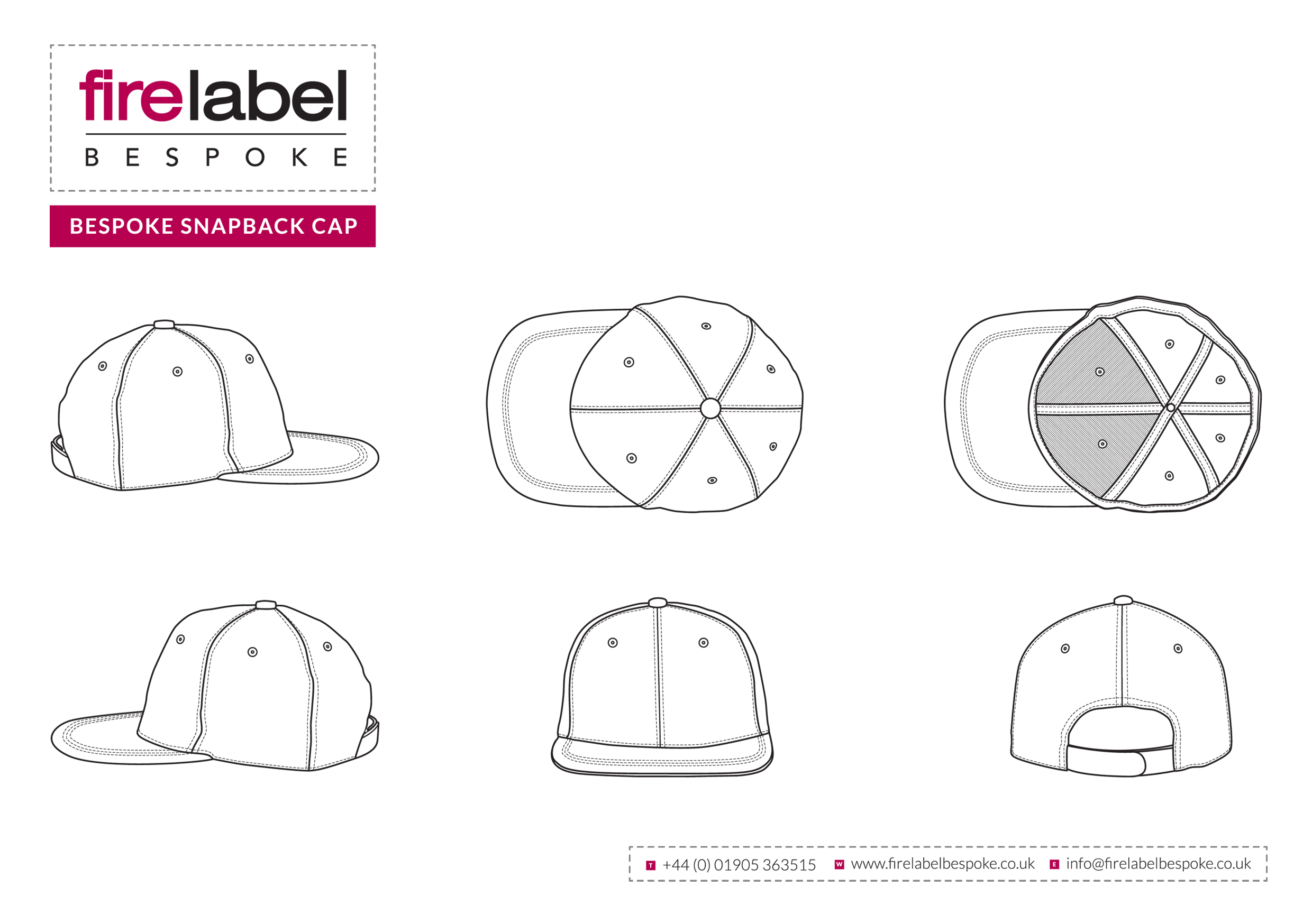 2480x1748 29 Images Of Fitted Cap Template