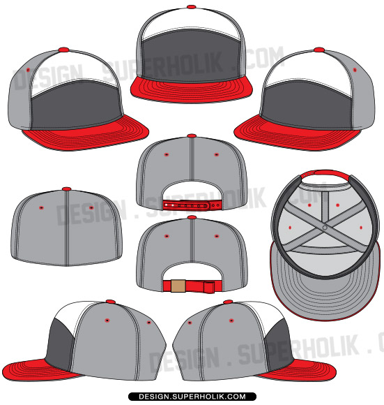 551x580 5 Panel Cap Template Best 20 Hat Template Ideas