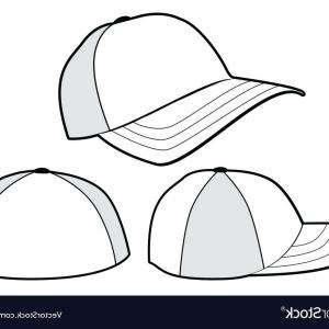 300x300 Snapback Cap Vector Illustration Flat Sketches Arenawp