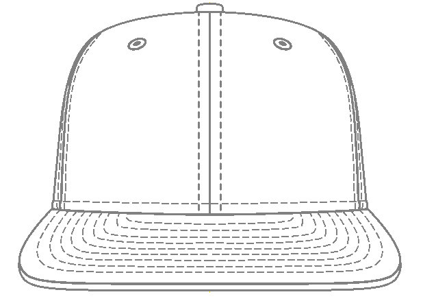 618x439 27 Images Of Baseball Cap Hat Template
