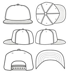 236x259 Nice Snapback Template Pictures Gtgt 24 Snapback Template Psd And