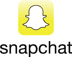 300x240 Snapchat Logo Vector (.ai) Free Download