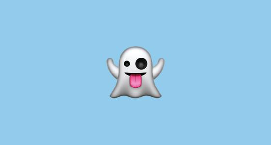 560x300 Ghost Emoji