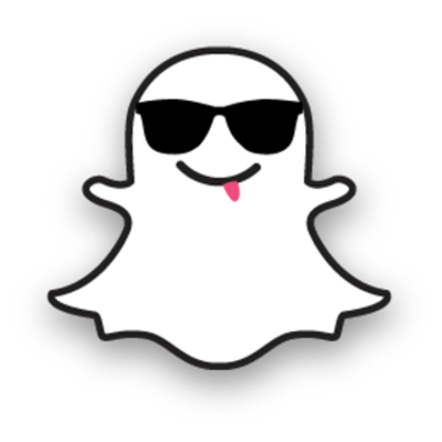 400x400 Collection Of Free Snapchat Vector Ghost. Download On Ubisafe