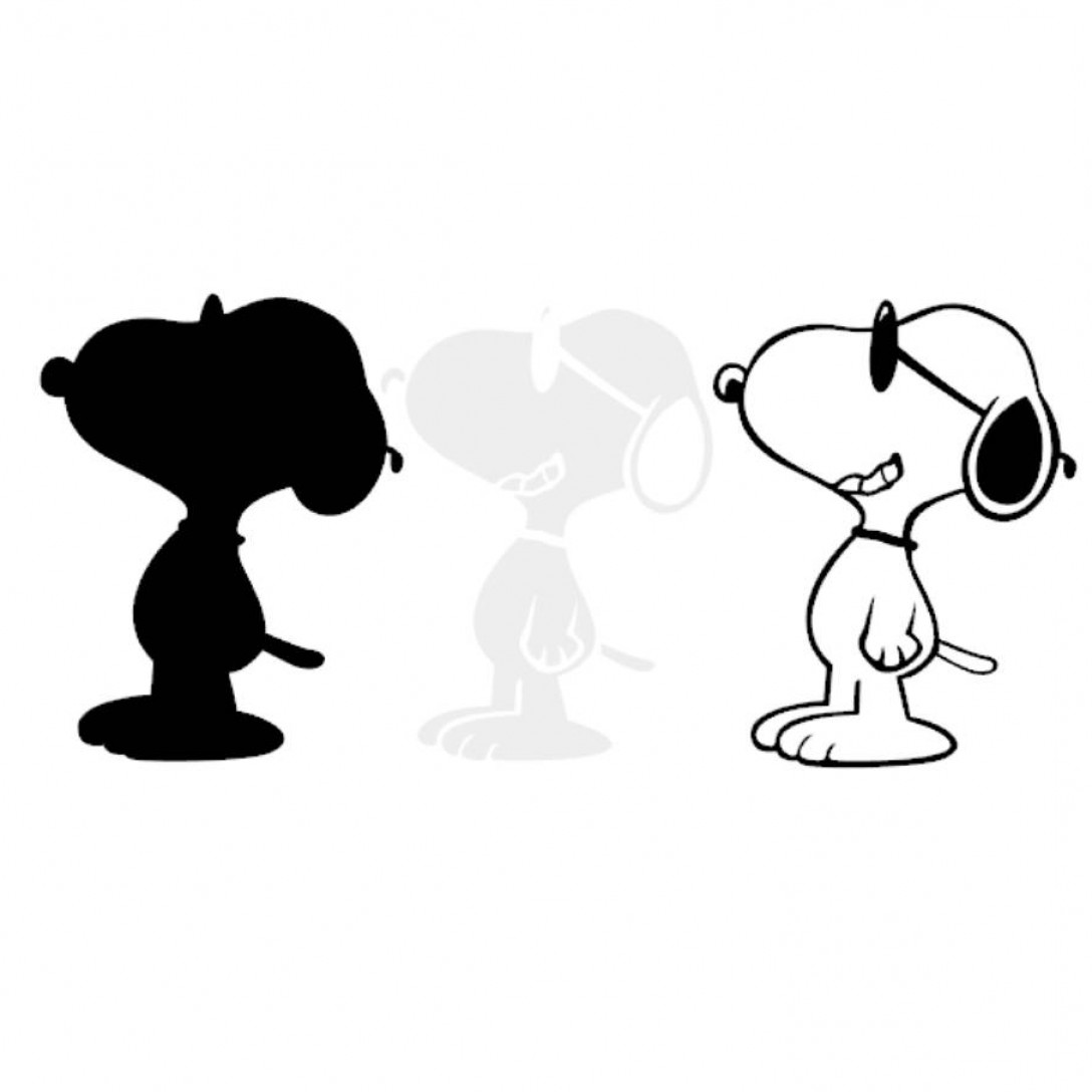 1088x1088 Snoopy Dog Peanuts Svg Dxf Eps Vector Geekchicpro