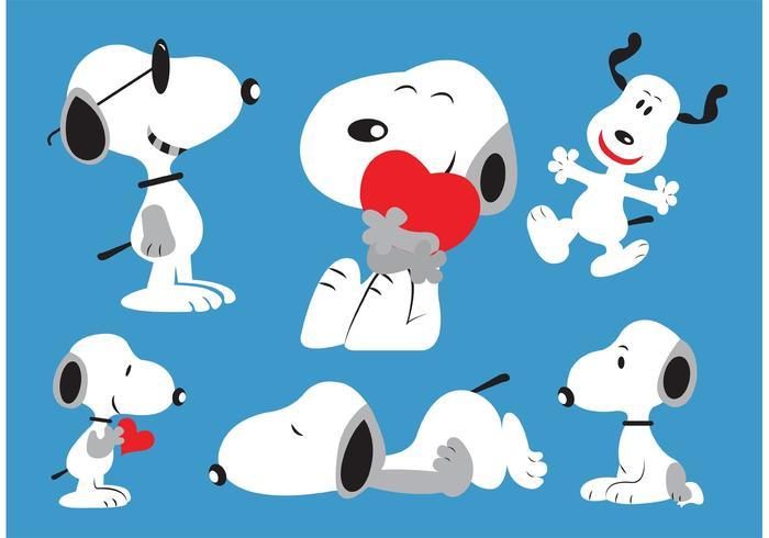 700x490 Snoopy Vectors