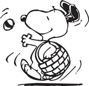 313x300 Snoopy Dog Vector Sketches Imagenes Vectorizadas
