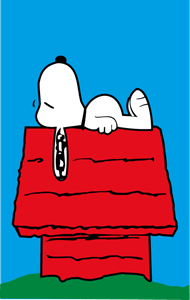 190x300 Snoopy Logo Vector (.eps) Free Download