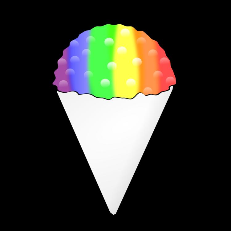 750x750 Snow Cone Clipart