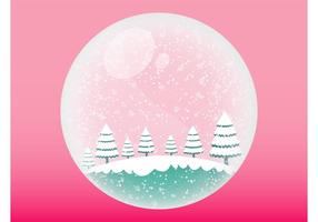 286x200 Snow Pile Free Vector Art
