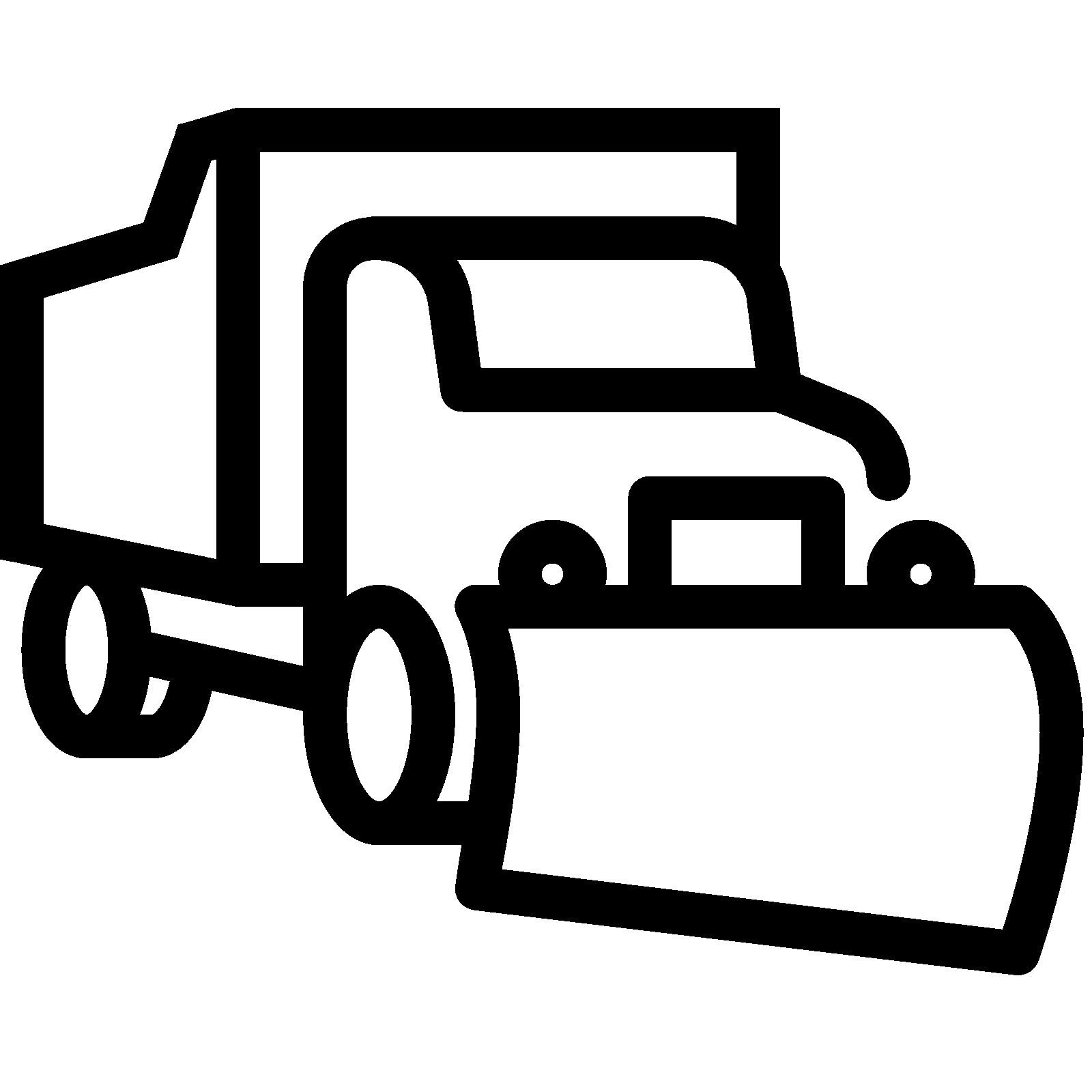 1600x1600 Snow Plow Icon Free Download Png And Vector Cool Snowplow Clip Art